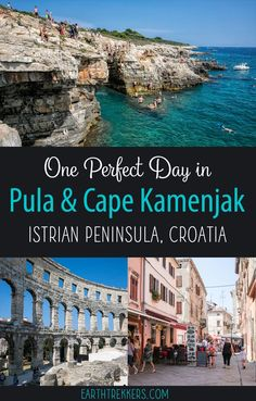 One day in Pula and