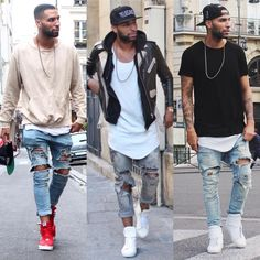 Cool outfits ... Which one do you prefer ?!  @champaris75  #champaris