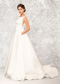 Devoted | Anne Barge Wedding Dress | 2015 Ad Campaign