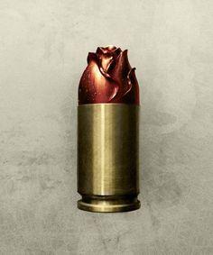 Rose bullet: