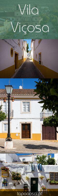 """Vila Viçosa é conhecida como a """"Princesa do Alentejo"""". Apesar de pequena, é uma das mais preciosas e encantadoras do Alentejo.  Pertence ao Distrito de Évora, e região do Alentejo… Deve-se o nome Vila Viçosa à fertilidade dos solos e aos encantos do seu território."""