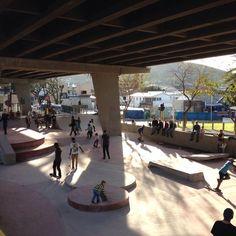 Gardens Skatepark - Cidade do Cabo