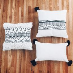 The Best Boho Design Pillows : The best boho pillow covers for the perfect modern look