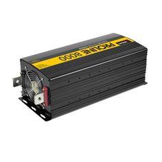 Wagan tech ProLine™ 8,000 Watt Inverter (#3746) rear