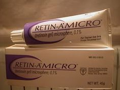Recently I was chatting with a friend about Retin A (and I may have given her some samples that I received from my dermatologist).  When I ...