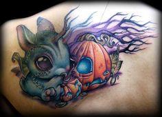 Tattoos.com | I più svegli e Lovable Zombie tatuaggi animali! | Pagina 1