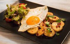 Bratkartoffeln vom Blech, ein leckeres Rezept aus der Kategorie Kartoffeln. Bewertungen: 171. Durchschnitt: Ø 4,2.
