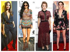 EMILY RATAJKOWSKI, Kylie Jenner As Best and worst dressed