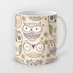 The Owling mug ♥ Maria Jose Da Luz