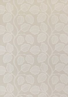 CHESTNUT TREE EMBROIDERY, Natural, AW9122, Collection Natural Glimmer from Anna French