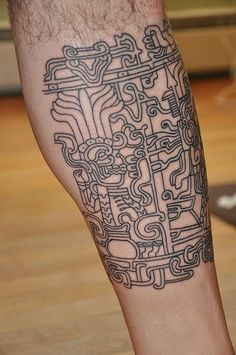 mayan tattoos, designs, pics, ideas | Favimages.net