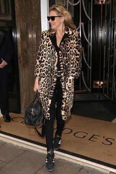 Style File: 20 Fashion Lessons from Kate Moss | Vogue Paris