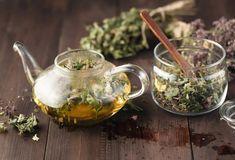 Полезный травяной чай из трав листьев и ягод Империя вкусов