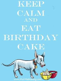 The Little Blue Dog Has a Birthday Party!   Coming Soon!  www.thelittlebluedog.com