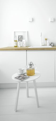 Via NordicDays.nl | Nu interieur ontwerp | White | HAY Bella | Menu