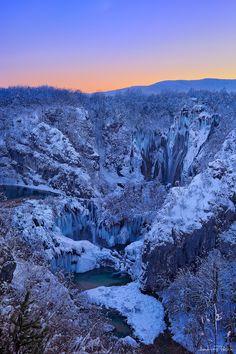 Plitvice Lakes National Park, Croatia https://www.facebook.com/AquiVillasPrestige