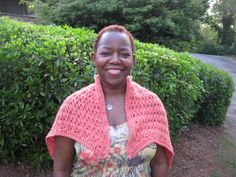 Original convertible shell shawl/shrug front view open