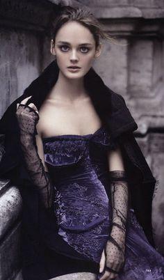 Lisa Cant by Derek Katella  Christian Dior | Fall 2005 RTW