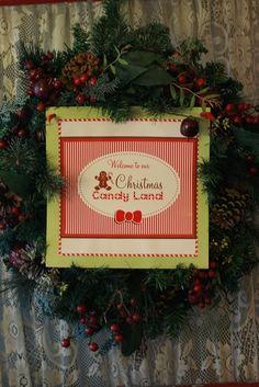 Christmas Wreath #christmas #wreath