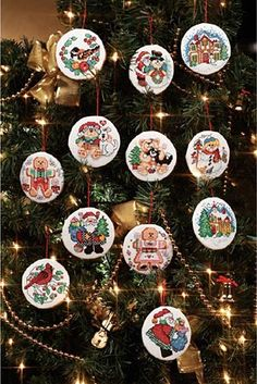 cross stitch embroidery kits featuring christmas santa claus snowman nativity and all holiday scenes emboridery xstitch needlepoint at cross