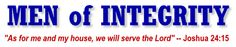 Men of Integrity   A non-denominational men's ministry.