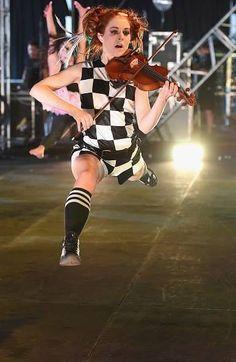 Lindsey Stirling concert brave enough