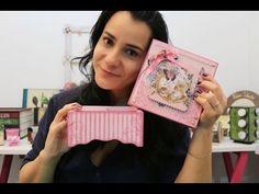 DIY | Faça Você Mesmo | Decoupage com Guardanapo |Livia Fiorelli | Life ...