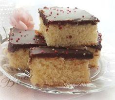 Tuulomantorttu Krispie Treats, Rice Krispies, No Bake Cake, Vanilla Cake, Food And Drink, Baking, Sweet, Desserts, Recipes
