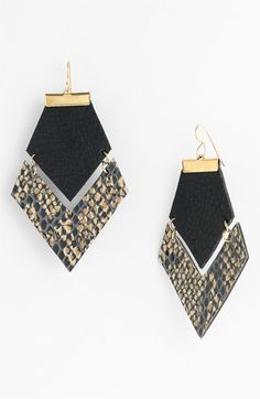 Daly Bird Colorblock Earrings | Nordstrom