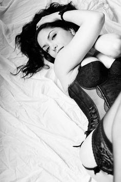 #Boudoir #glamour #lingerie #model #pose #beauty #fashion
