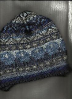 Ravelry: herbscat's sheep heid blue Crochet Beanie, Knit Crochet, Crochet Hats, Fair Isle Knitting Patterns, Crochet Patterns, Knit Mittens, Knitted Hats, Knitting Accessories, Knitting Yarn