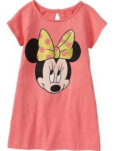 For S (she ADORES Minnie)--Disney© Minnie Mouse Dresses for Baby | Old Navy