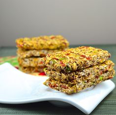 Have made these several times now, and love them!  Awesome to have on hand for quick breakfast/snack.