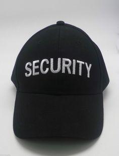 bf7b8dd9cd37c Security cap. Baseball ...