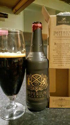 Browar Kormoran Imperium Prunum Imperial Porter. Watch the video beer review…