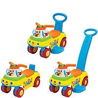 "Fisher-Price 3-in-1 Push N' Scoot Toys ""R"" Us $50"