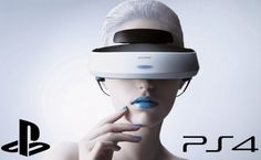 Sony Morpheus, virtual reality helmet to play with the PS4 | Geek Retreat