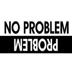 Black Friday Problem / No Problem Offroad Bumper Sticker / Decal from  Sticker Pirate