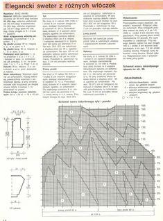 Журнал: Swetry 1995 11-12 - Вяжем сети - ТВОРЧЕСТВО РУК - Каталог статей - ЛИНИИ ЖИЗНИ