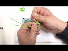 クローバーの作り方 水引飾り結び - YouTube Miniatures, Plants, Youtube, Craft, Diy And Crafts, Creative Crafts, Crafting, Handmade, Do It Yourself
