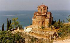 Sveti Jovan Kaneo (Ohrid, Macedonia)