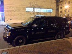 Boston Police Department SWAT Unit