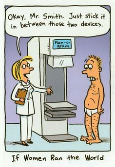 Sent to me after my Mammogram!!