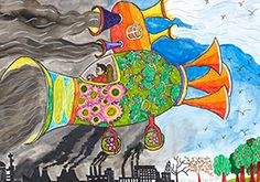 Toyota encourages children to believe in a dream and the power of imagination. Draw your Dream Car and enter Toyota Dream Car Art Contest to share your ideas with the world. Pictures To Draw, Car Pictures, Jr Art, Colouring Pics, Art Education, Dream Cars, Art For Kids, Toyota, Moose Art