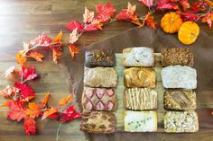 Sweet Quick- Breads for fall! They all look amazing!