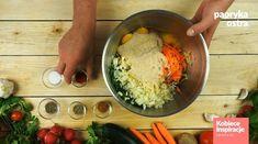 Babeczki warzywne z piekarnika - FIT OBIAD Kobieceinspiracje.pl Guacamole, Mexican, Fit, Ethnic Recipes, Mexicans