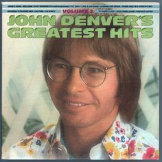 "#Greatest #Hits, #Vol. #2, by #John #Denver, peaked at no. 7 on #country and no. 6 on Billboard 200 and the single released from this album, #MySweetLady peaked at no. 13 AC, no. 32 pop, and no. 62 #country. Some of Denver's most popular hits are featured on this album including #AnniesSong and #ThankGodImACountryBoy. Another hit, #FlyAway featured #OliviaNewtonJohn. Allmusic states, ""As a snapshot of Denver's best-loved hits, this collection surely does the job."" #GreatestHits #Vinyl #LP"