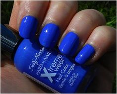 Best Sally Hansen Nail Polish Reviews and Swatches – Our Top 10