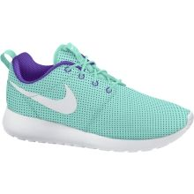 newest 1316f 210f6 Buy Nike Roshe Run Women s Trainers, Wolf Grey White from our Womens Shoes,  Boots   Trainers range at John Lewis   Partners.