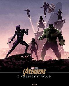 #Avengers #InfinityWar
